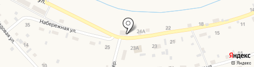 Родник на карте Шульгинки