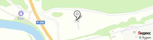 СтройТранс на карте Малоугренёво