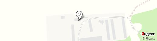 Керамика, ЗАО на карте Малоугренёво