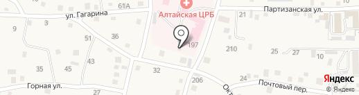Секреты красоты на карте Алтайского