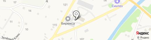 Производственная компания на карте Алтайского