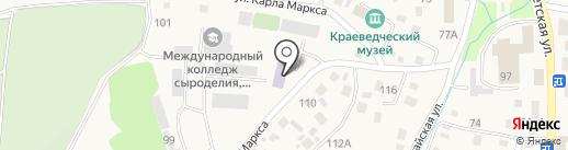 Мои документы на карте Алтайского