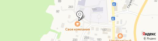 Алтайское РАЙПО на карте Алтайского