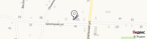 Теремок на карте Красного Яра