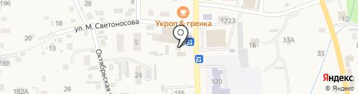 Ветерок на карте Алтайского