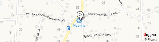 Магазин товаров для дома на карте Алтайского