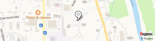 Компаньон на карте Алтайского