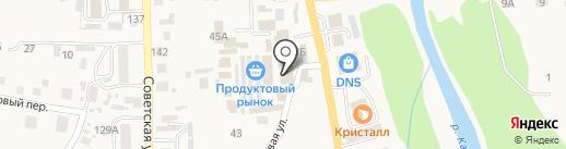Альянс на карте Алтайского