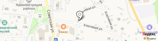 Запчасти на карте Алтайского
