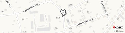 Продуктовый магазин на карте Малоугренёво