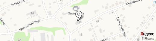 Торгово-производственная компания на карте Малоугренёво
