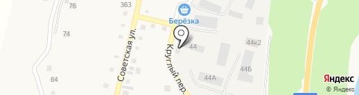 Магазин на карте Алтайского