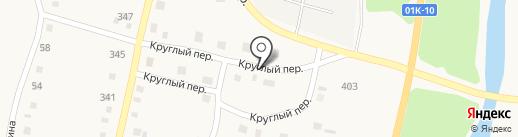 PIT-STOP на карте Алтайского