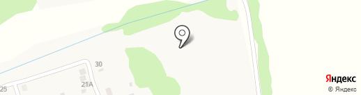 Производственная компания на карте Малоугренёво
