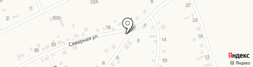 Алина на карте Малоугренёво