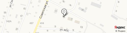 Комильфо на карте Алтайского