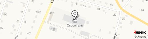Баранча на карте Алтайского