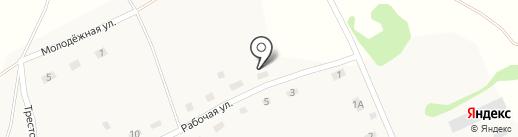 Фельдшерско-акушерский пункт на карте Восточного