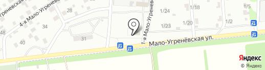 Новый на карте Бийска