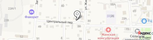 Нотариус Колесникова И.М. на карте Советского