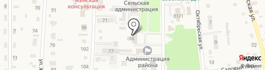Управление сельского хозяйства Администрации Советского района на карте Советского