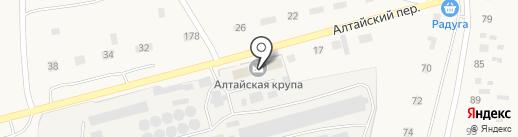 Гудвил на карте Советского
