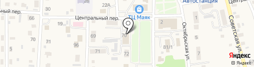 Магазин пряжи на карте Советского