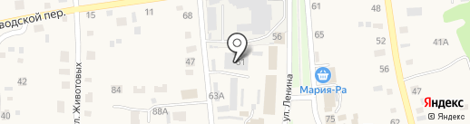 Collipso-studio на карте Советского