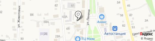 Магазин обуви на карте Советского