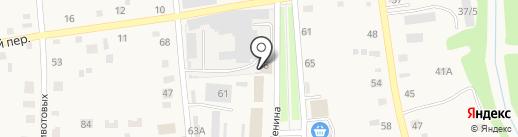 Советский Мсд на карте Советского