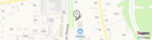 Уголовно-исполнительная инспекция, УФСИН России по Алтайскому краю на карте Советского