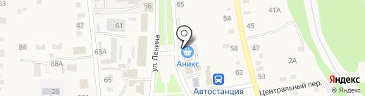 Сеть платежных терминалов на карте Советского