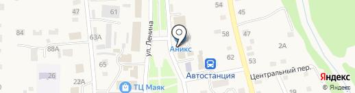 Магазин электрики на карте Советского