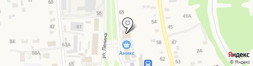 Совкомбанк на карте Советского
