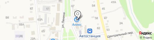 Электрика на карте Советского