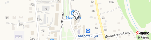 Алтайкнига на карте Советского