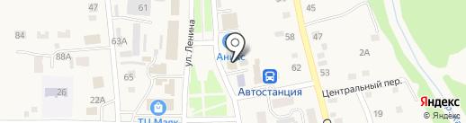 Уют на карте Советского