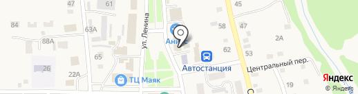 Магазин на карте Советского