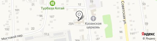 Бюро оценки и консалтинга на карте Советского