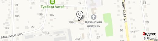 Военно-мемориальная компания на карте Советского