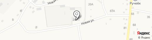 Шебалинский РЭС на карте Черги