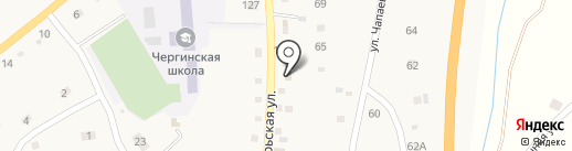 Корзинка у Вилисовой на карте Черги