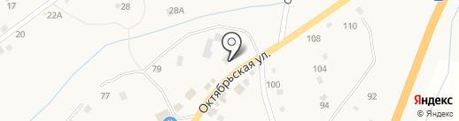 Жилищно-коммунальное хозяйство на карте Черги
