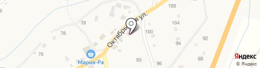 Корзинка Дорожкиных на карте Черги