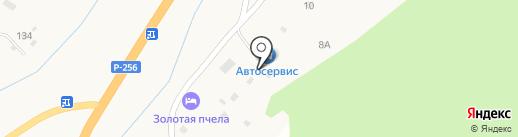 Автомастерская на карте Черги