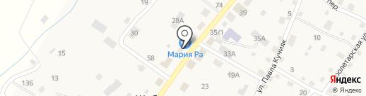 Магазин на карте Шебалино