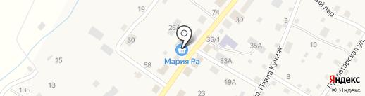 Банкомат, Сбербанк России на карте Шебалино