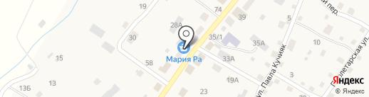 Банкомат, Россельхозбанк на карте Шебалино
