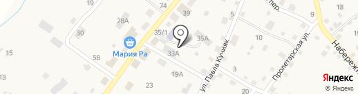 Qiwi на карте Шебалино