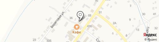Алтайэнергосбыт на карте Шебалино